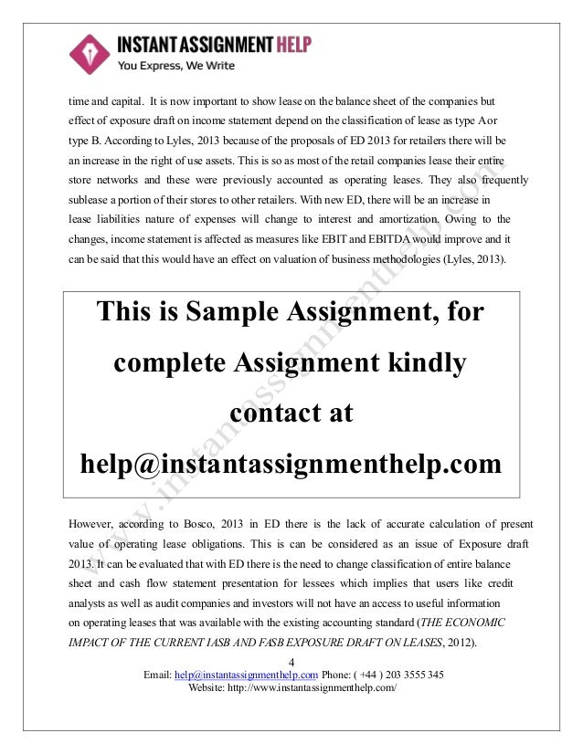 Assignment of Lease definition and explanation