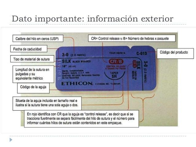 Dato importante: información exterior