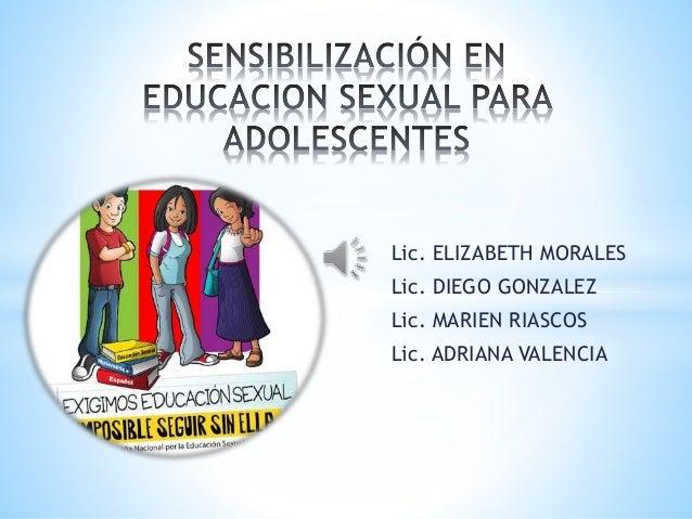 Lic. ELIZABETH MORALES Lic. DIEGO GONZALEZ Lic. MARIEN RIASCOS Lic. ADRIANA VALENCIA