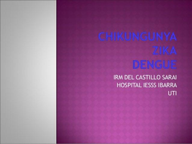 IRM DEL CASTILLO SARAI HOSPITAL IESSS IBARRA UTI