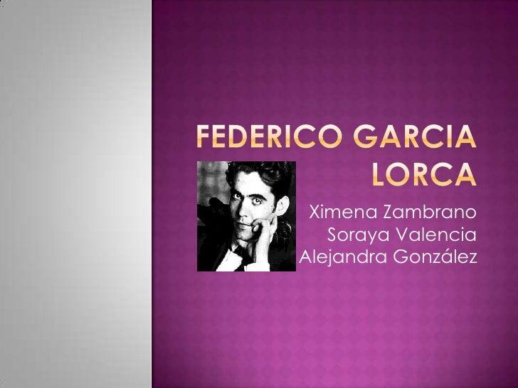 Ximena Zambrano   Soraya ValenciaAlejandra González
