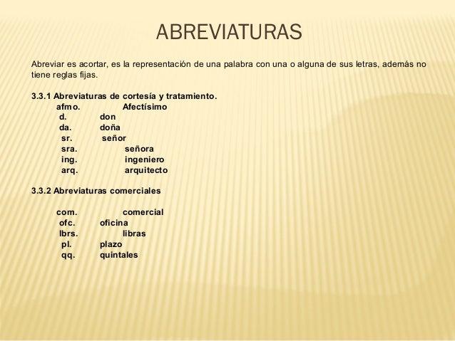 Expresi n - Abreviatura de arquitecto ...