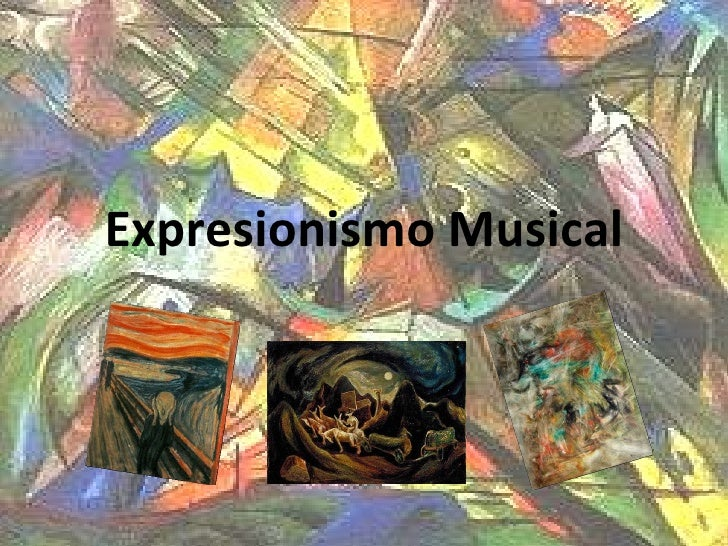 Expresionismo Musical