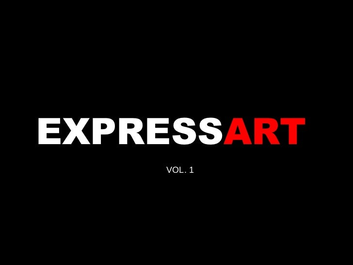 EXPRESS ART VOL. 1