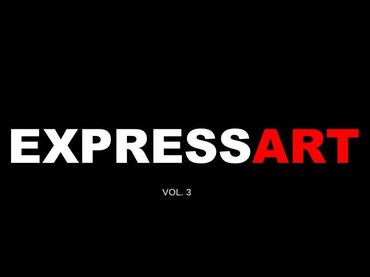 EXPRESS ART VOL. 3