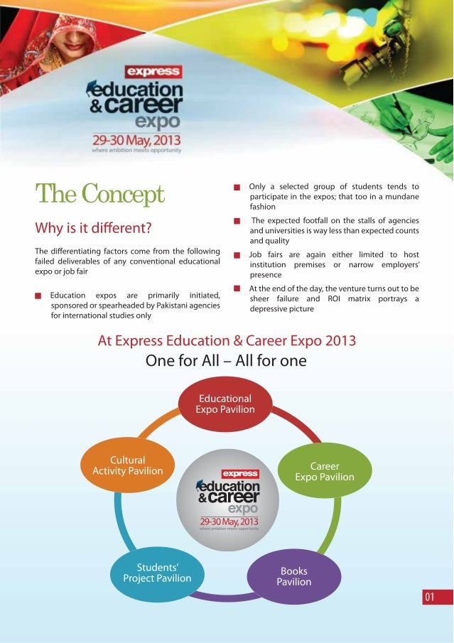 Express education and career expo 2013