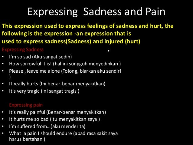 expressing feelings How do you express feelings in an assertive way here's how.