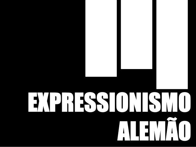 O expressionismo alemão foi um estilo cinematográfico cujo auge se deu na década de 1920, que caracterizou-se pela distorç...
