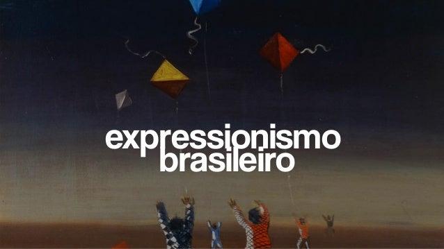 expressionismo brasileiro