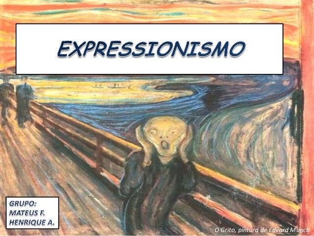 O Grito, pintura de Edvard Munch