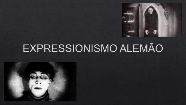 Expressionismo alemao