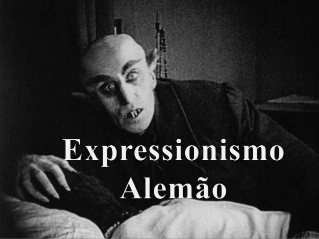 Pesquisa sobre expressionismo