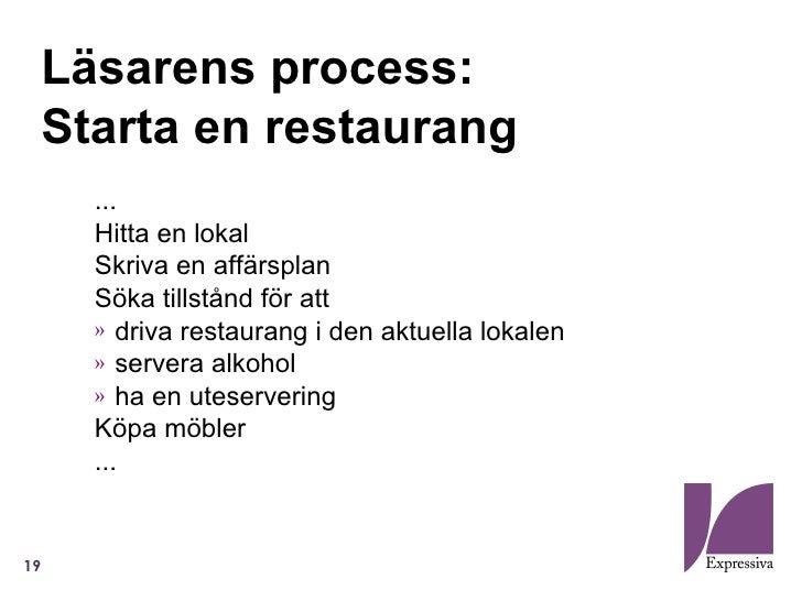 Exempel: Karlstads projekt fick Lilla Klarspråkskristallen     Syften med projektet: ökad demokrati och effektivare admini...