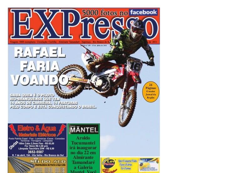 Edição nº 159 - 15 de Julho de 2011                                                                                       ...