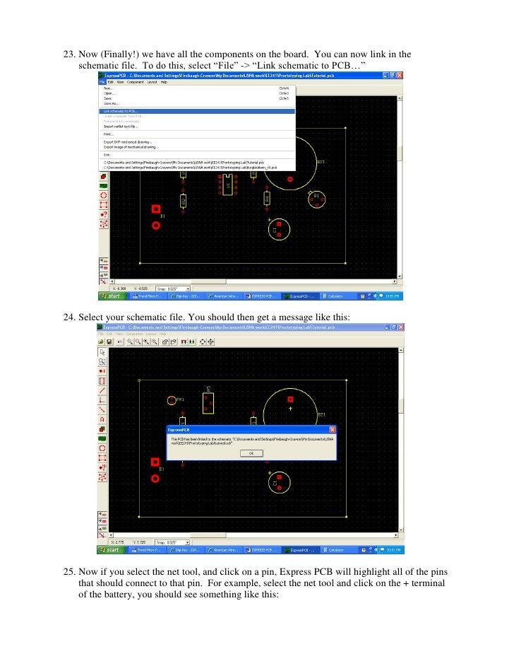 Express pcb tutorial