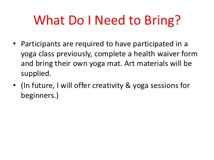 Express yourself creativity yoga workshop br 4 what do solutioingenieria