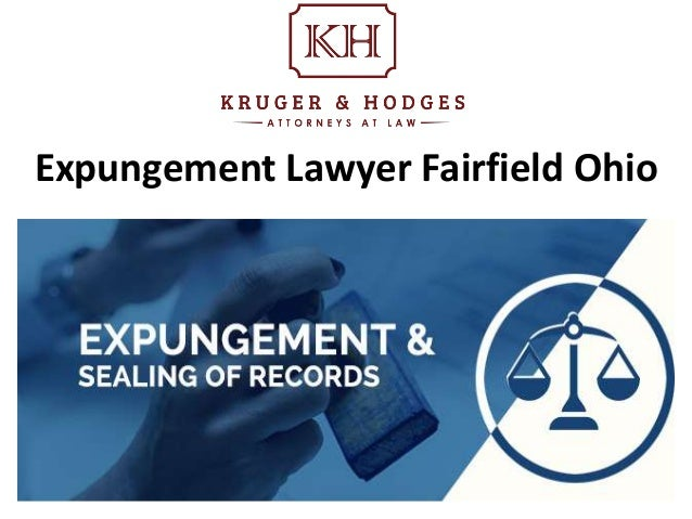 expungement of records butler county oh