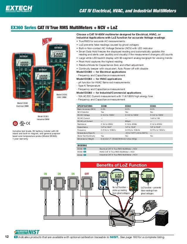 extech katalog 12