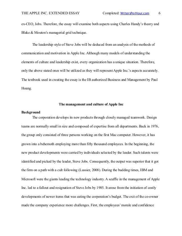 steve jobs value of life essay