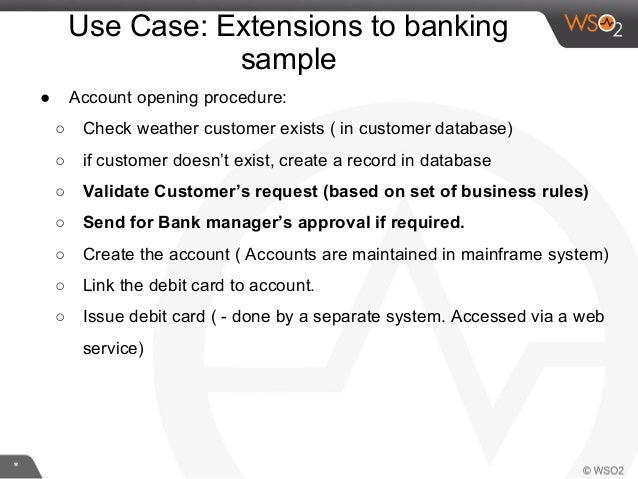 Integrated banking system a use case for system integration busine use reheart Image collections
