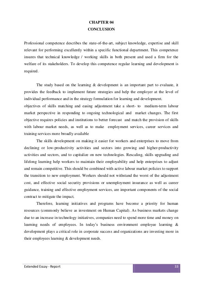 Essay for my favourite book