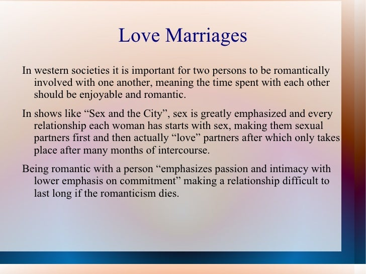 marriage narrative essay