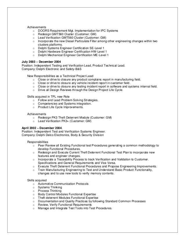 Resume (Oct 2012)