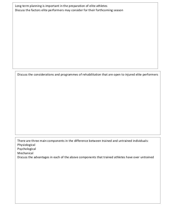 Extended Question Examples