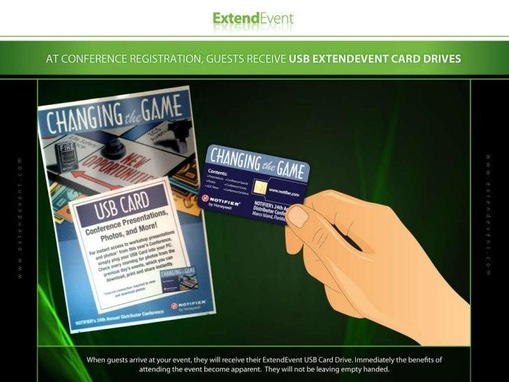 ExtendEvent Conference Deck Slide 3