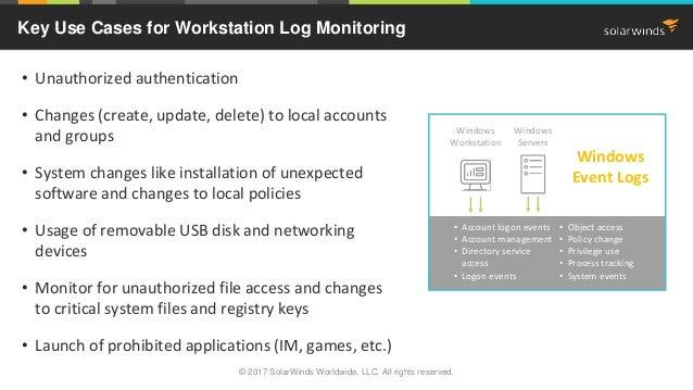 Extending Log Management to Desktop for LEM Users