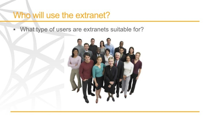  How do I populate content on the  extranet?