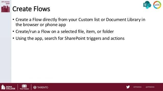 Extend Microsoft Flow Capabilities Using Microsoft Graph API