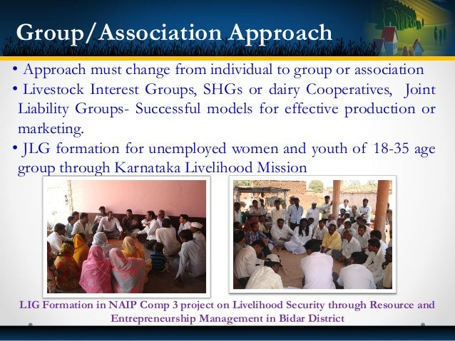 Farmer Led Approach • Identify motivated/entrepreneurial youth farmers /women • Support through technical guidance and pro...