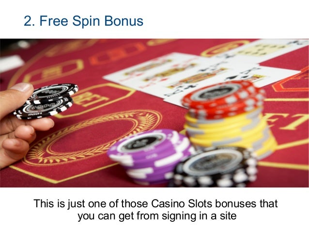 free slot game
