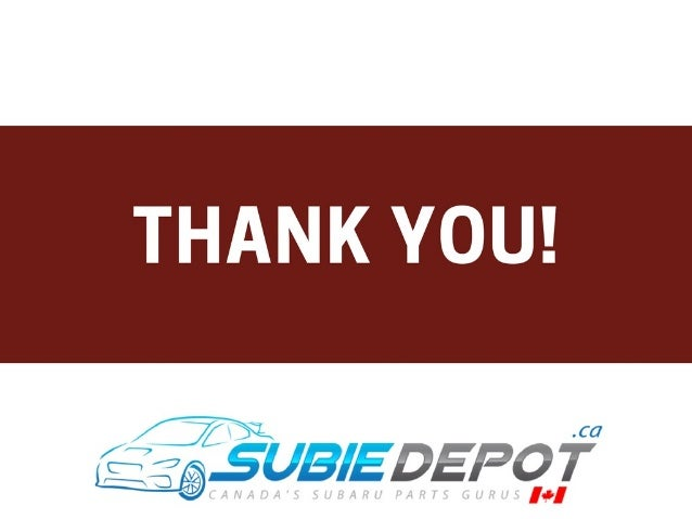 Exterior Dress Up Products  for Scion FR-S and Subaru BR-Z at SubieDepot