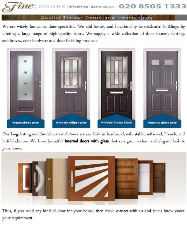 ... Doors Ltd. 3.