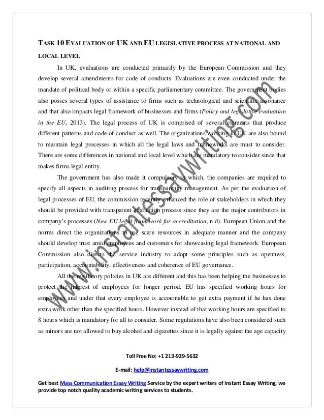 sample report on external business environment by instant essay writi 17