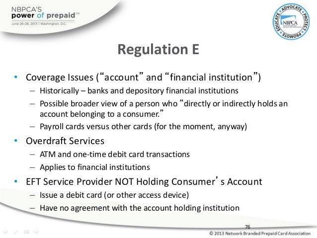 The invaluable fundamentals of prepaid regulation e reheart Choice Image