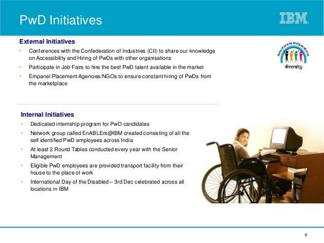 ibm employment benefits IBM India Diversity