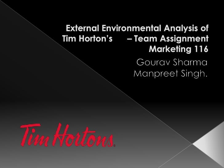 company analysis tim hortons essay Value chain starbucks, wrkshp  (1998) states that getting competitive advantage can be achieved through analysis of the company's value chain.