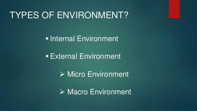 External environment of Organization Slide 3