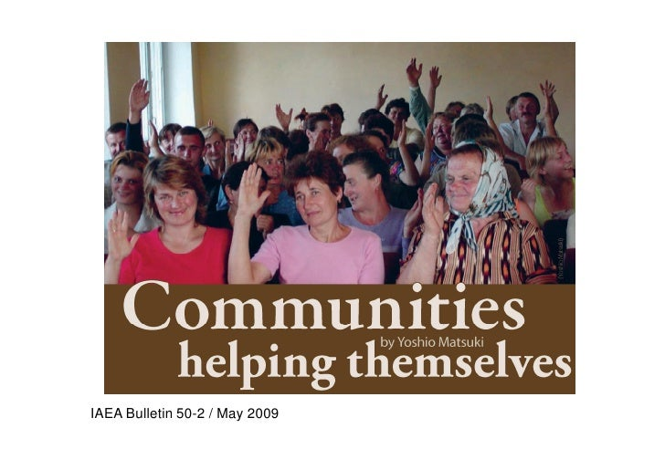 IAEA Bulletin 50-2 / May 2009