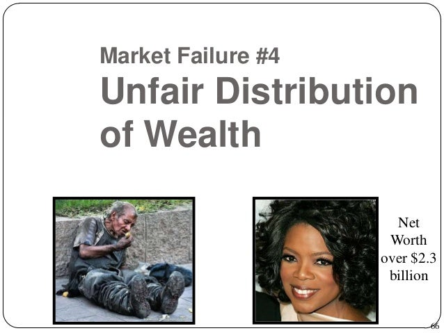 unfair distribution All social and economic problems caused by an unfair distribution of wealth february 1, 2003 the problem is an unfair distribution of wealth.