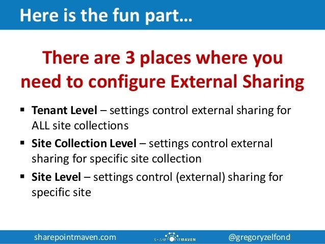 sharepointmaven.com @gregoryzelfondsharepointmaven.com @gregoryzelfond Here is the fun part… There are 3 places where you ...