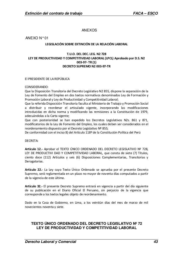 Modelo De Carta Notarial Incumplimiento De Contrato Peru