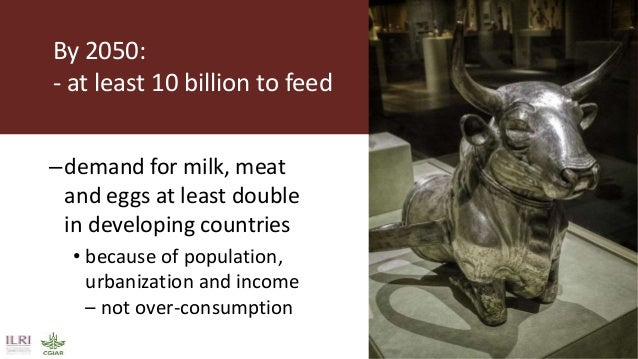 The role of livestock in developing countries: Misperceptions, facts and consequences Slide 2