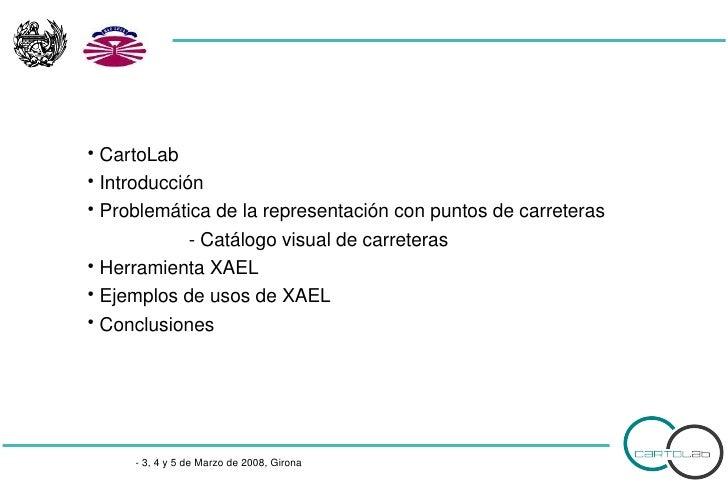 Presentación Girona 2008 Slide 3