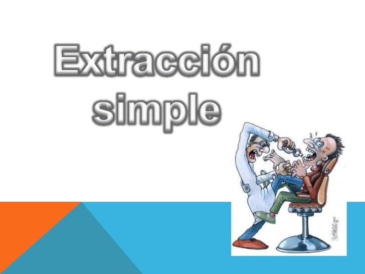 Extracciónsimple<br />
