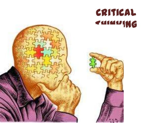 critical thinking steps How to teach critical thinking if you want to teach your students critical thinking, give them opportunities to brainstorm and analyze things classroom discussions are a great way to encourage open-mindedness and creativity teach.