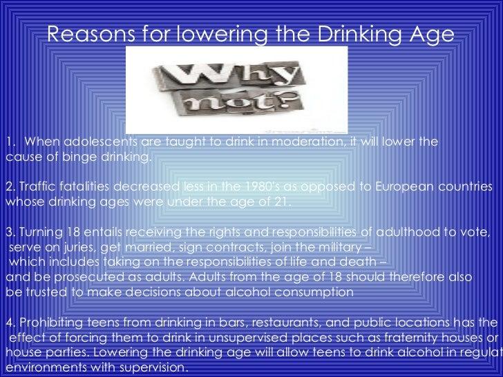 Drinking Age World Map